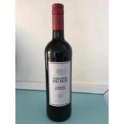 Terrasses du Sud spaanse wijn