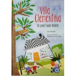 Villa Clementina - De poort...