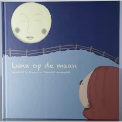 Luna op de maan